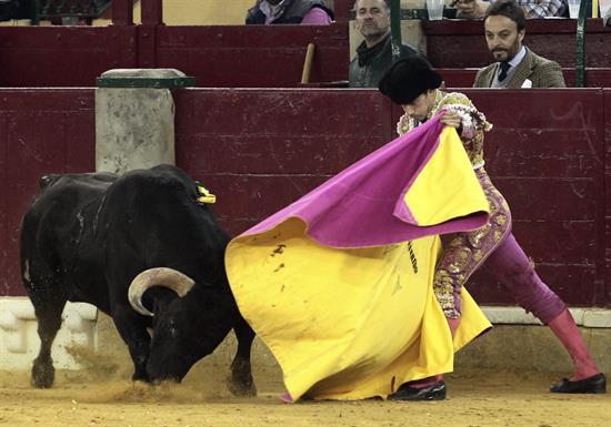 Perera y Ponce salen a hombros en la primera de la Feria de Palencia
