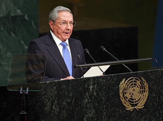 Cuba intensifica su campaña contra el embargo de EE.UU., previo a la cita de la ONU