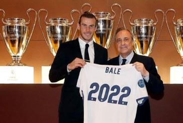 """Bale: """"Mi renovación es otro sueño hecho realidad"""""""