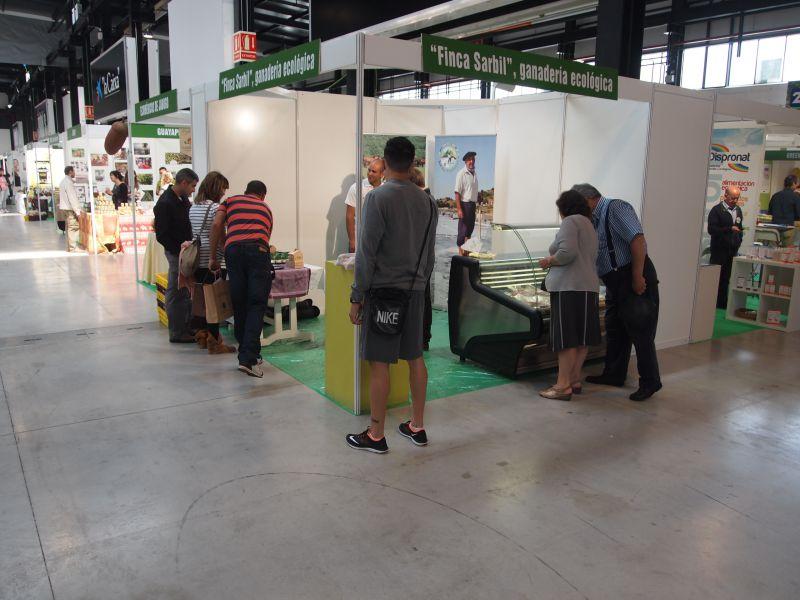 Un total de 120 empresas participan este fin de semana en la 2ª feria ecológica BioNavarra