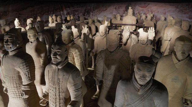 Nuevo hallazgo agita debate sobre el origen del Ejército de Terracota de Xian