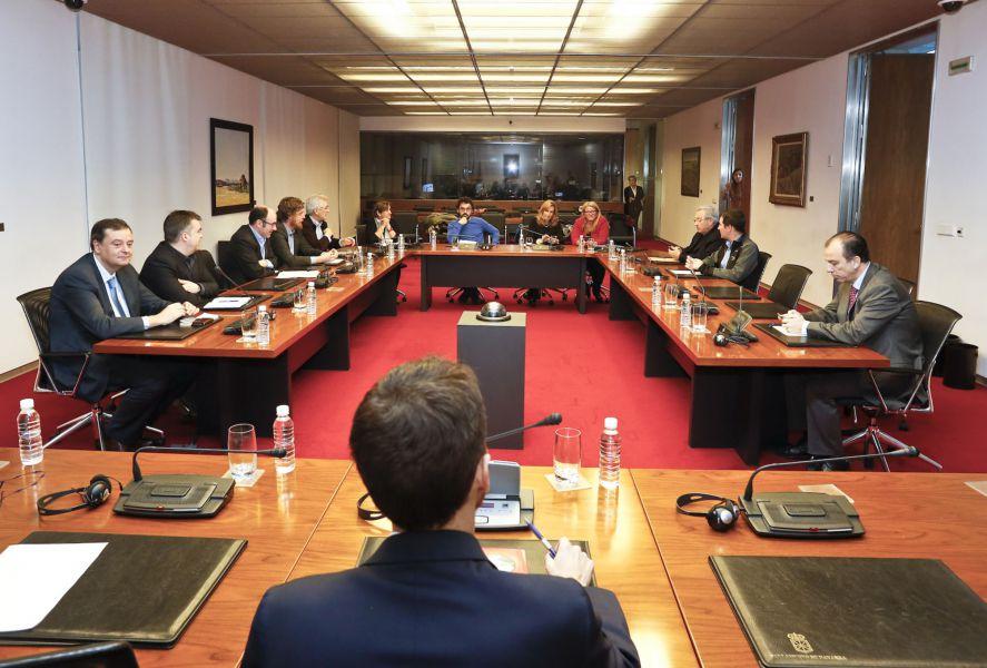 La Comisión de Investigación de la CAN iniciará la fase de comparecencias el 13 de abril