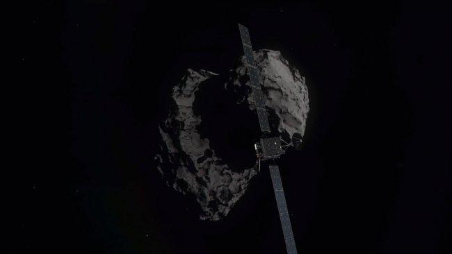 Los cometas trajeron a la Tierra moléculas complejas con las que se creó vida