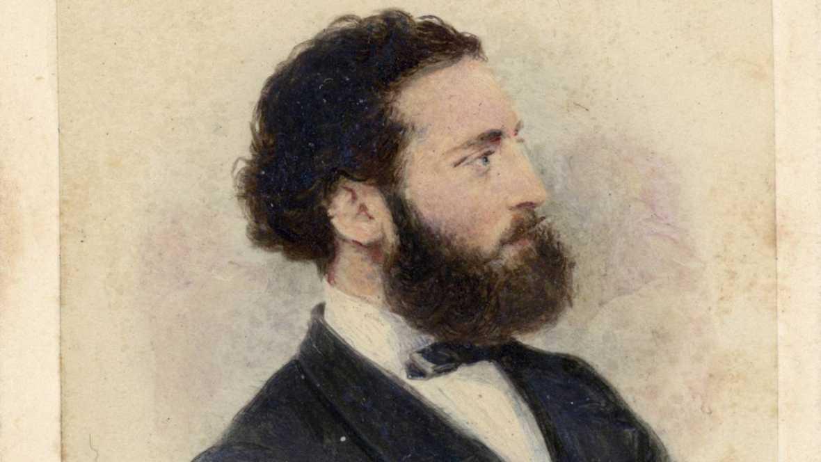Aparecen fotografías inéditas sobre Gaudí, entre ellas un retrato de 1878