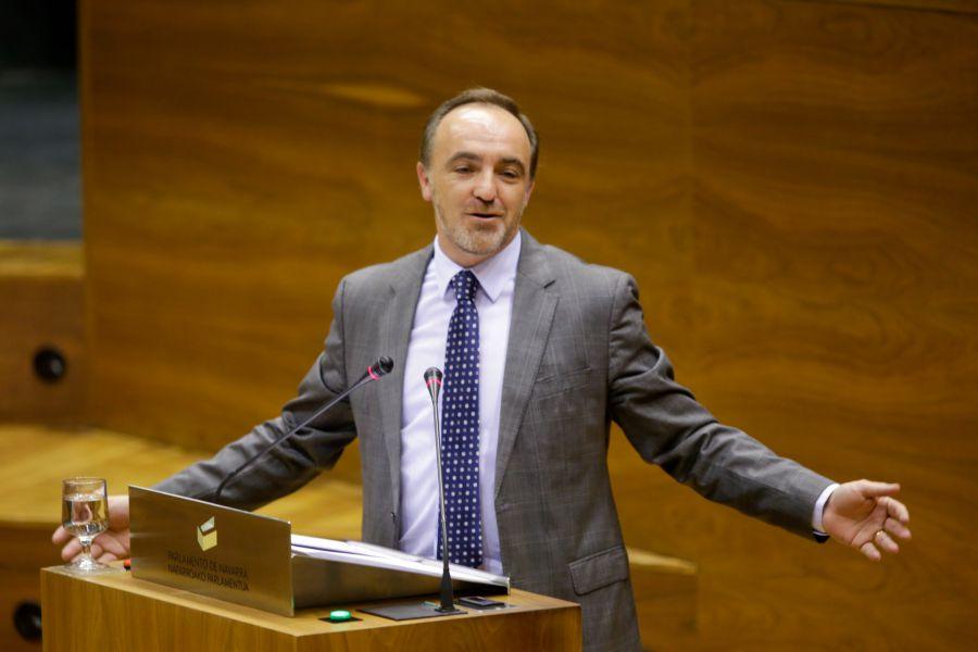 El Parlamento de Navarra rechaza la enmienda a la totalidad de UPN a la Renta Garantizada