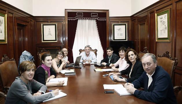 Asiron y su equipo condenados por modificar el modelo lingüístico de las escuelas infantiles de Pamplona