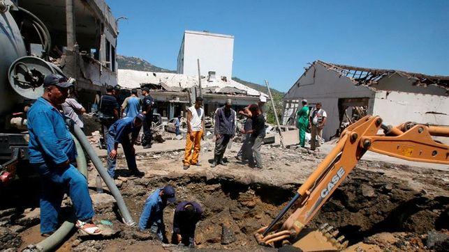 Mueren 4 presuntos yihadistas en un choque con el Ejército argelino en Cabilia