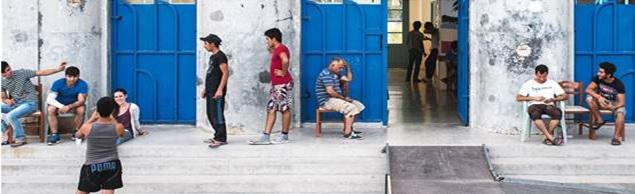 """San Juan de Dios recuda 6.000 euros para reparar el tejado """"Centro de Personas Vulnerables"""" de la isla de Leros (Grecia)"""