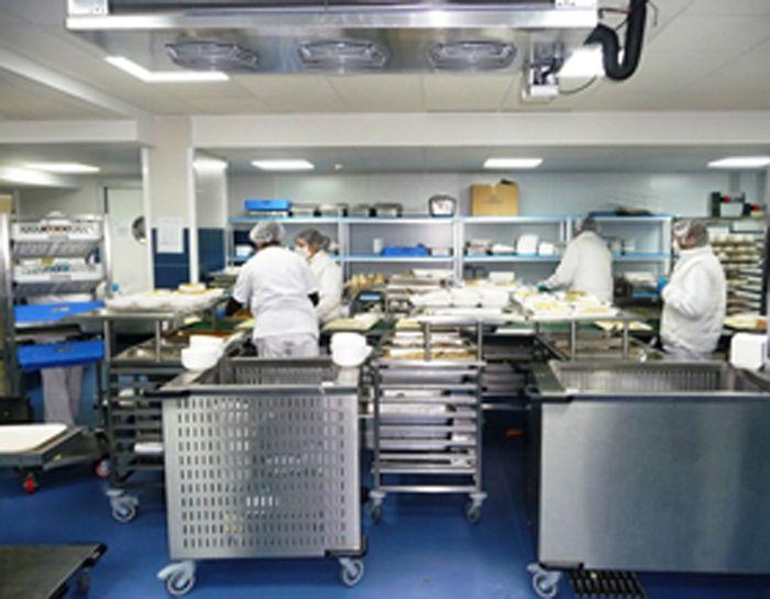 La reversión parcial de las cocinas del CHN se realizará antes de verano
