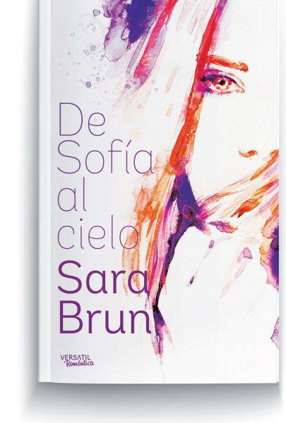 AGENDA: 21 octubre, en El Corte Inglés de Pamplona, Sara Brun presentará su libro «De Sofía al cielo»