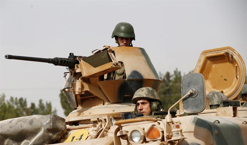 El ejército sirio recuperó el control total sobre la frontera con Jordania, dice Rusia