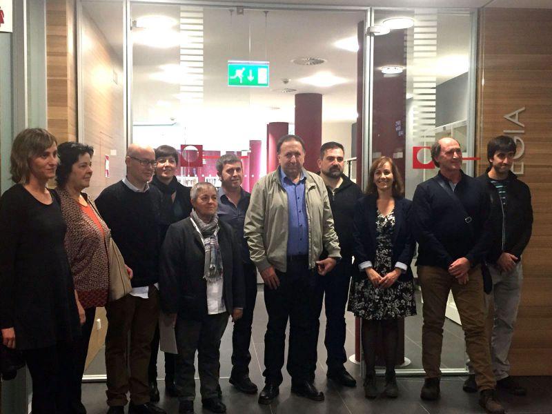 El Gobierno de Navarra inaugura la nueva biblioteca de Lesaca en el Día de las Bibliotecas