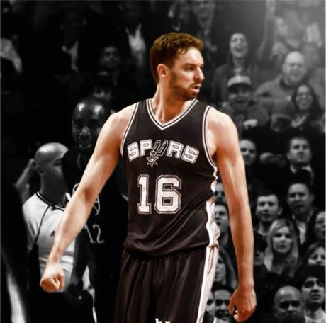 Destacan Pau Gasol y Ricky Rubio en los triunfos de Spurs y Timberwolves