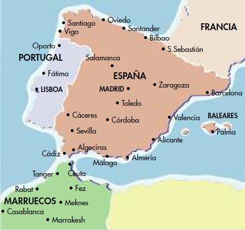 España declara la guerra a Marruecos