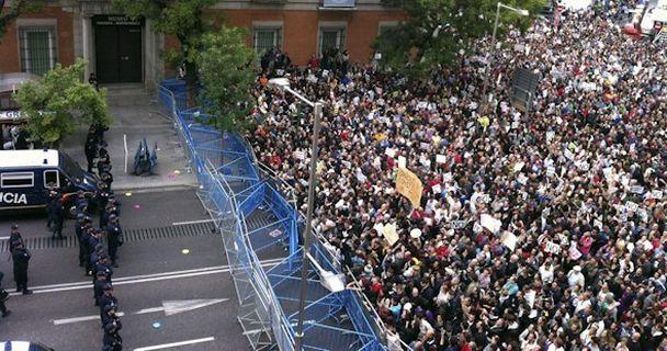 Unidos Podemos justifica el Rodea el Congreso por ciudadanos