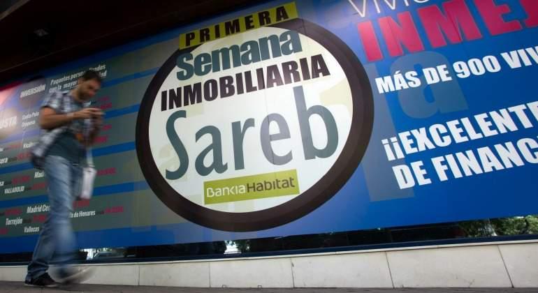 La Sareb pone en venta 1.000 millones en créditos garantizados por viviendas