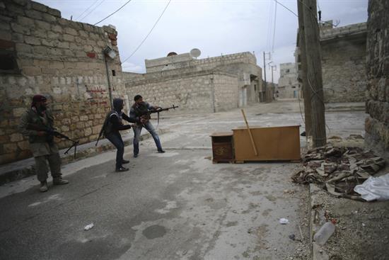 Siria dice que Alepo oriental estará