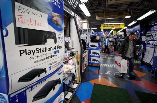 Sony lanza PlayStation 4 Pro, una consola más potente y compatible con 4k