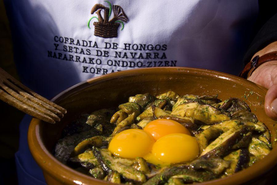 AGENDA: 12, 13 y 27 noviembre, la gastronomía con sabor a otoño llega a Navarra