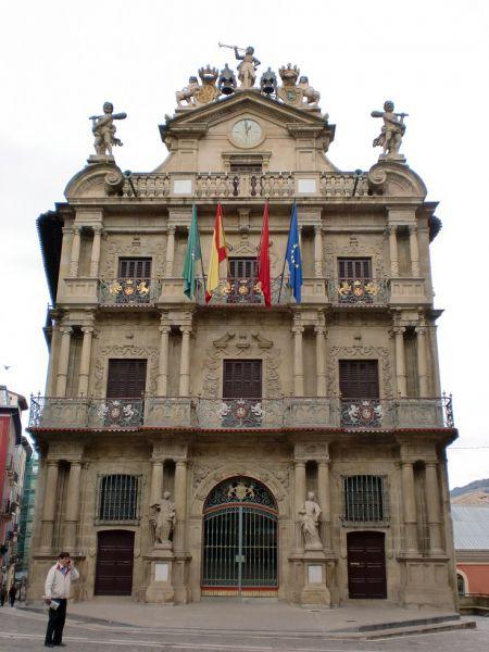 Nuevo local para la oficina de vivienda del ayuntamiento de Pamplona