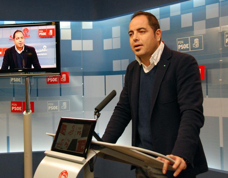 El PSN valora los avances del TAV y que se contemple el bucle de Pamplona