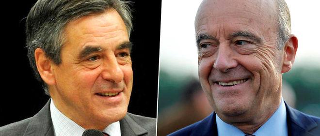 Comienza el duelo a dos entre Fillon y Juppé por ser el candidato de centro-derecha francés