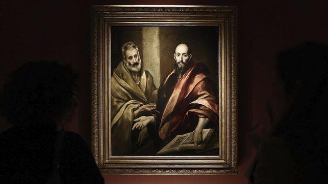 El Hermitage lleva a Atenas parte de sus obras maestras para una exposición