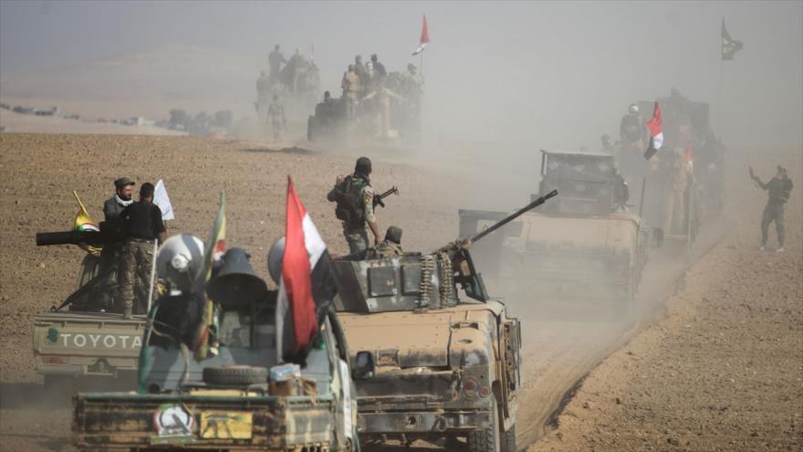El primer ministro iraquí lanza una ofensiva contra el último reducto del EI