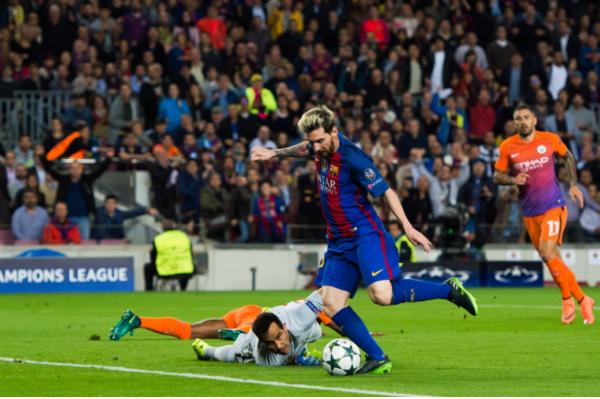 El Barcelona, a certificar su pase a octavos en Manchester