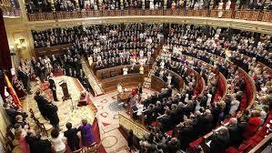 El Rey volverá a dirigirse al Parlamento, dos años después de su proclamación