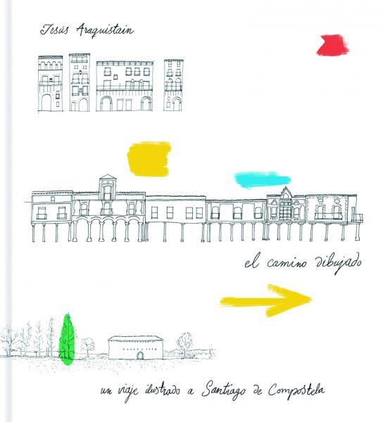 """AGENDA: 22 de noviembre, en El Corte Inglés de Pamplona, presentación """"El Camino dibujado"""""""