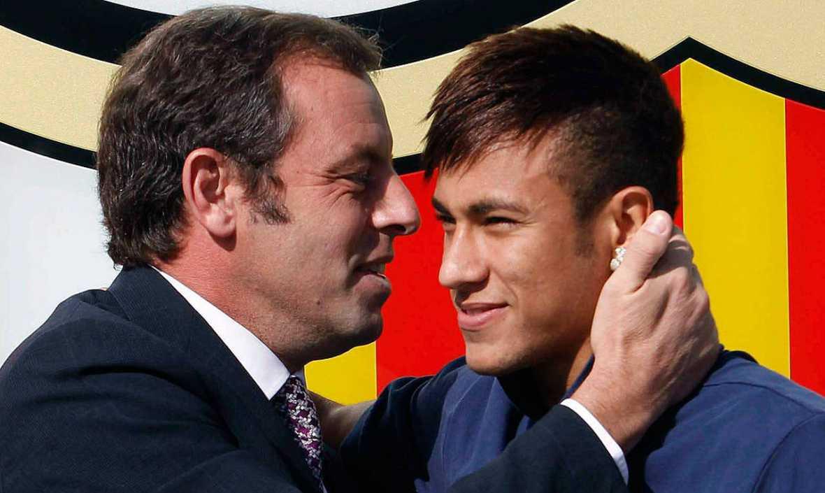 La Fiscalía pide dos años para Neymar y cinco para Rosell por estafa en su fichaje
