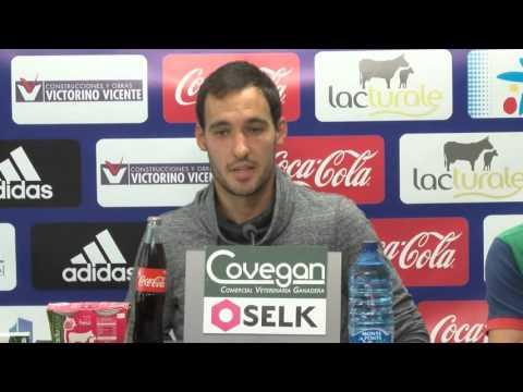 Unai García renueva hasta 2019 con Osasuna