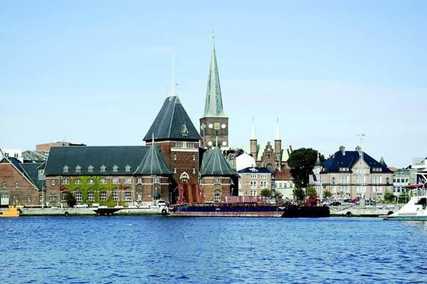 Aarhus, nueva capital cultural europea
