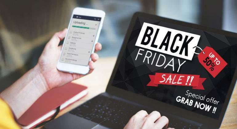 Black Friday: El 25 % de los españoles pagarán sus compras de forma digital