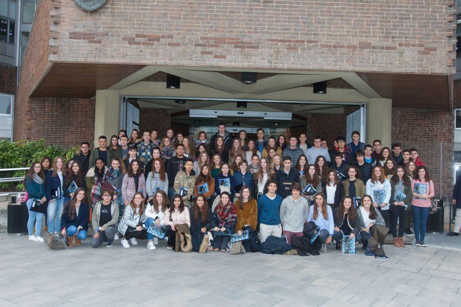 22 colegios participan en la Semana de la Ciencia en la Universidad de Navarra