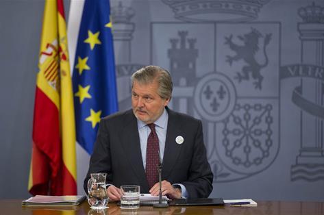 M.Vigo asegura que el Gobierno no consentirá una reforma que invista a Puigdemont