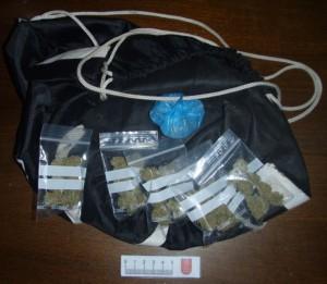 Cannabis preparado en pequeñas dosis