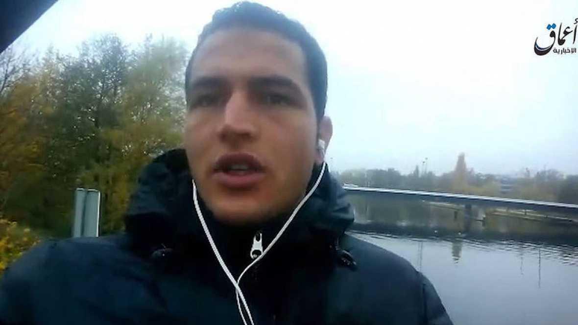 Detenido en Berlín un posible contacto del tunecino Anis Amri
