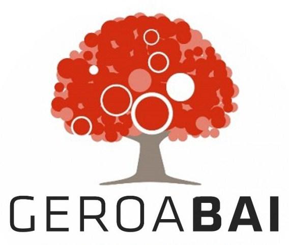 Geroa Bai se suma a la manifestación 'Gure Esku Dago' en Bilbao por el derecho a decidir