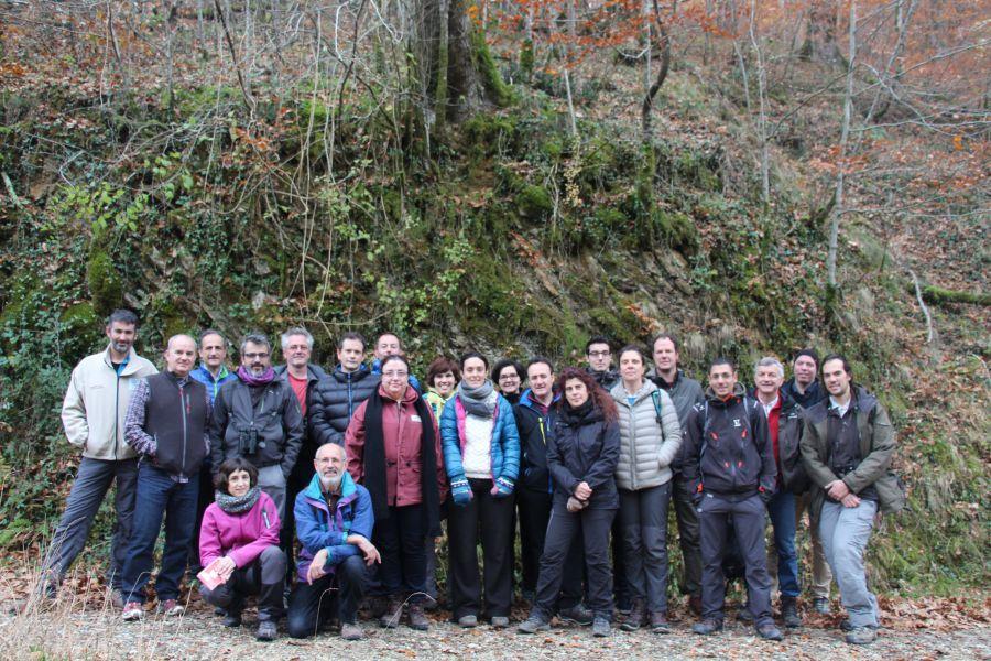 5 espacios naturales de Navarra participan en un proyecto europeo de áreas protegidas del Pirineo