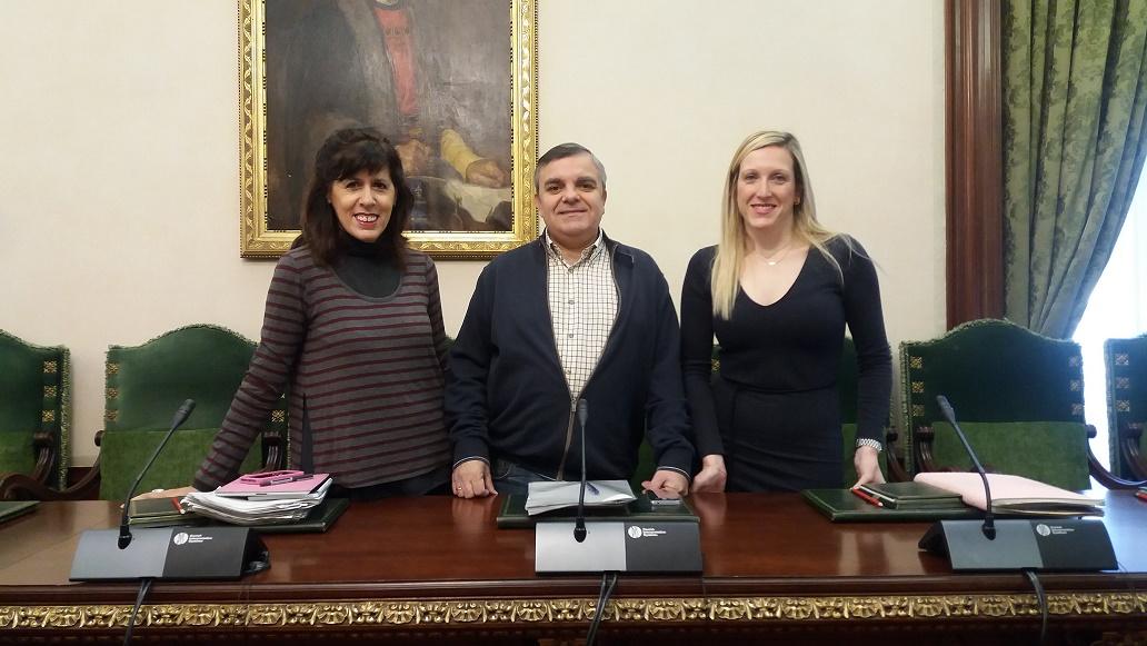 El PSN de Pamplona presenta enmiendas a la totalidad de la plantilla orgánica del Ayuntamiento