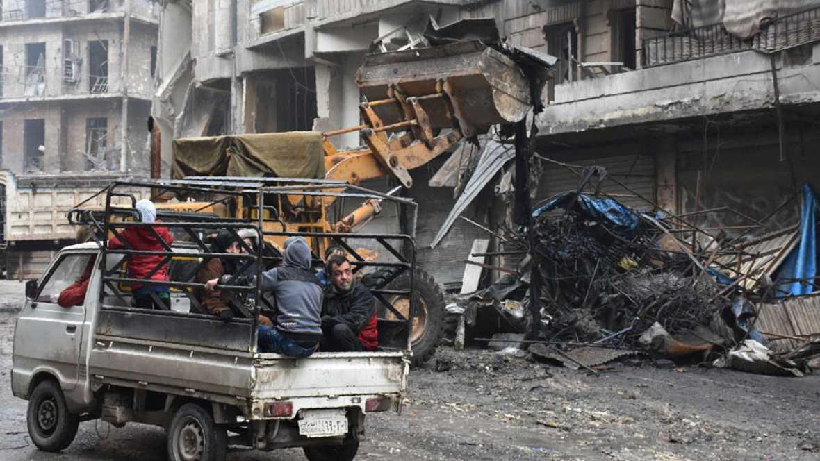 La tregua se mantiene en Siria a pesar de los enfrentamientos iniciales