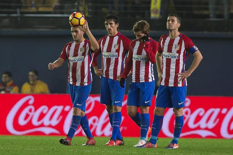 El Atlético se reencuentra con la Liga Europa, la competición que le impulsó