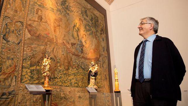 La colección de tapices de Rafael vetados por Miguel Ángel lucirá al completo