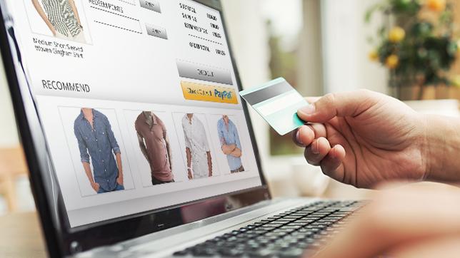 Más del 70% de los consumidores navarros han realizado alguna vez compras por Internet