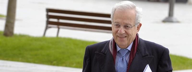 Gürtel: Del Burgo asegura que Bárcenas no se quedó con dinero de las donaciones al PP