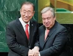 António Guterres jura como secretario general de la ONU prometiendo cambios