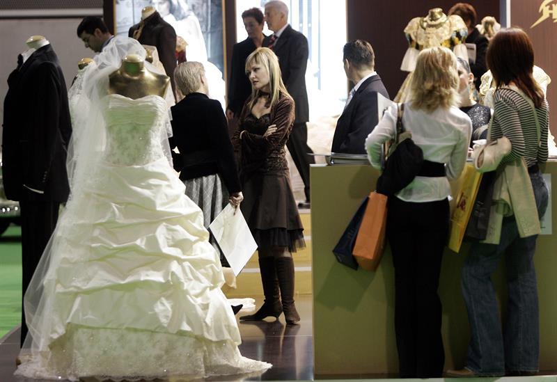 Las rupturas matrimoniales bajan un 8,2 % en el primer trimestre del año