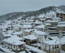 El frío polar baja el termómetro a 11,8 grados bajo cero en Navascués